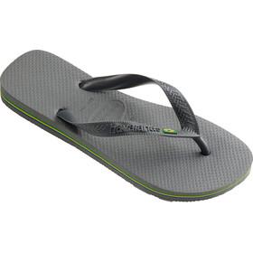 havaianas Brasil - Sandales - gris